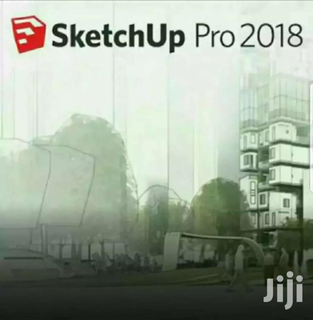 Sketchup Pro 2018 For Windows And Mac