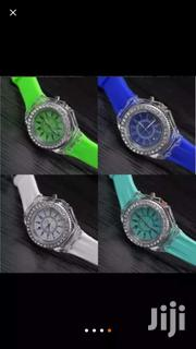 Mens Geneva Diamond Women's Crystal 7 | Watches for sale in Greater Accra, Ga West Municipal