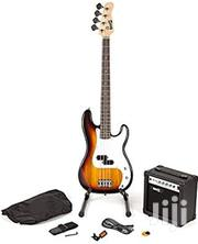Rockjam Bass Guitar Set | Musical Instruments for sale in Greater Accra, Kotobabi