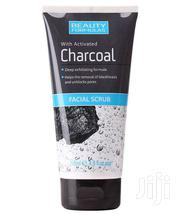Beauty Formulas Charcoal Facial Scrub | Bath & Body for sale in Greater Accra, South Kaneshie