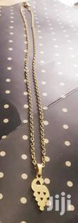 Stainless Steel Gold Necklace | Jewelry for sale in Achimota, Greater Accra, Ghana