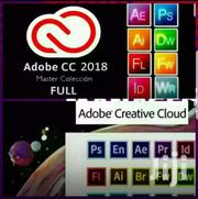 Full Adobe CC 2018 Software Pack (Master Collection) | Computer Software for sale in Greater Accra, South Shiashie
