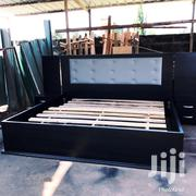 Spray King Size Beds With Tow Side Drawers 85 by 75 Inches | Furniture for sale in Greater Accra, Abelemkpe