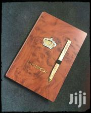 Beautifully Crafted Wooden Cover Notepads. | CDs & DVDs for sale in Greater Accra, East Legon