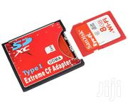 CF Card Adapter | Computer Accessories  for sale in Greater Accra, North Kaneshie