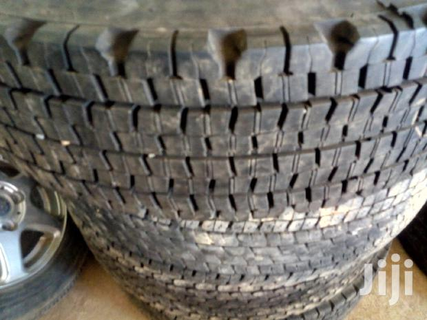 Archive: Rano Tyres From Japan 265/70/Rm19.5