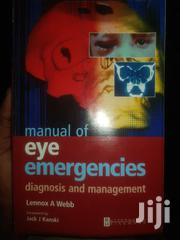 Manual Of EYE Emergencies | Books & Games for sale in Greater Accra, Ledzokuku-Krowor