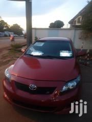 Toyota Corolla 2010 Red | Cars for sale in Brong Ahafo, Sunyani Municipal