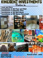 3D Epoxy Installation | Home Accessories for sale in Ashanti, Kumasi Metropolitan