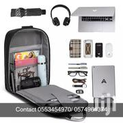 Anti Theft Laptop Bag With Usb and Number Lock | Bags for sale in Greater Accra, Accra Metropolitan