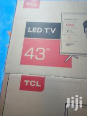 "Crystal Clear TCL 43""Satellite Fully Digital 
