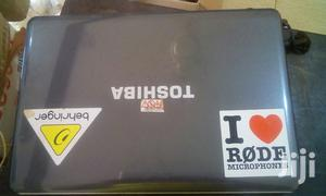 Laptop Toshiba Satellite L500 4GB Intel Core 2 Duo HDD 250GB