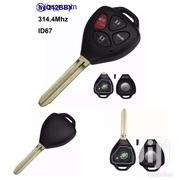 Toyota  4 Button Key Shell Case   Vehicle Parts & Accessories for sale in Greater Accra, North Labone