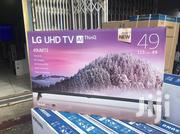 Lg 49 Uhd 4K Active Hdr Smart S2 2019 AI LED TV | TV & DVD Equipment for sale in Greater Accra, Adabraka