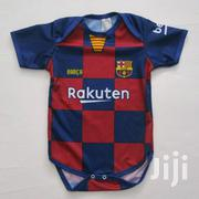 Barcelona Baby Jersey | Children's Clothing for sale in Greater Accra, Tema Metropolitan