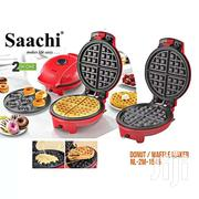 Saachi Waffle And Doughnut Maker | Home Appliances for sale in Western Region, Ahanta West
