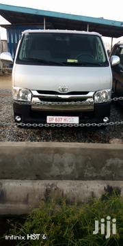 Toyota Hiace 2008 Silver   Buses for sale in Greater Accra, Ga South Municipal