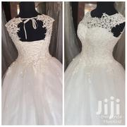 Ball Gown With Veil And Underskirt | Wedding Wear for sale in Greater Accra, Tema Metropolitan