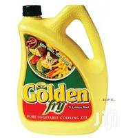 Golden Fry Pure Vegetable Oil 5L | Meals & Drinks for sale in Greater Accra, North Kaneshie