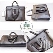 Quality Black Leather Sabo Laptop Bag | Bags for sale in Greater Accra, Kokomlemle