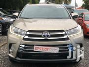 Toyota Highlander 2016 XLE V6 4x4 (3.5L 6cyl 6A) Gold | Cars for sale in Greater Accra, Ga South Municipal