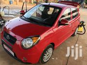 Kia Picanto 2009 1.1 EX Red | Cars for sale in Greater Accra, East Legon