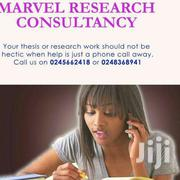 Research Consultancy | Automotive Services for sale in Greater Accra, Okponglo