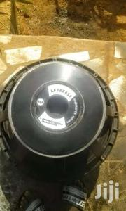 RCF 18' INCHES SPEAKERS 5000WATTS   Audio & Music Equipment for sale in Greater Accra, Adenta Municipal