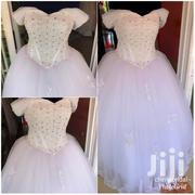 Crystals Wedding Gown With Accessories | Wedding Wear for sale in Greater Accra, Tema Metropolitan