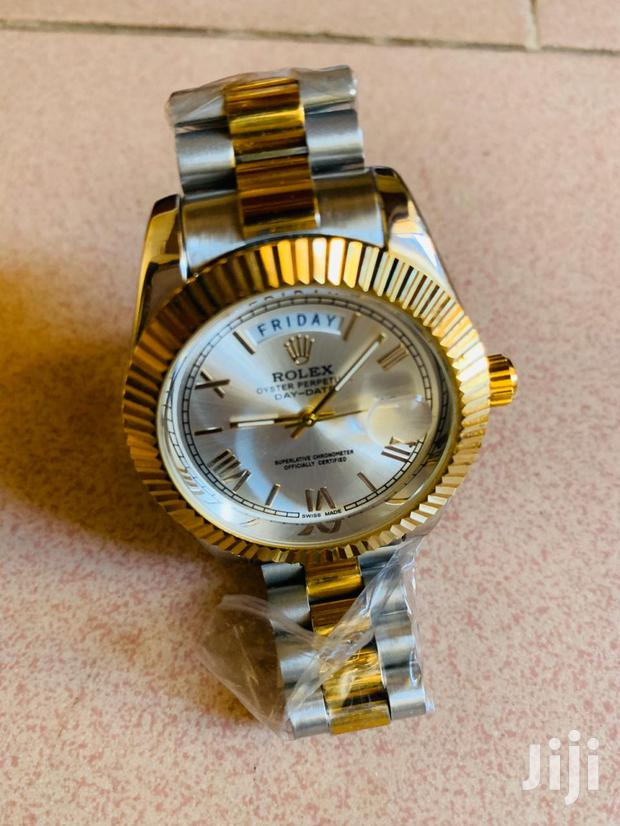 Archive: Brand New Gold and Silver Rolex Watch for Sale.