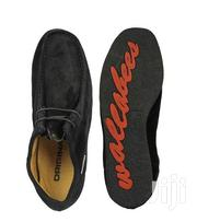 Wallabees Lace-Up Suede Shoes - Black | Shoes for sale in Greater Accra, Cantonments