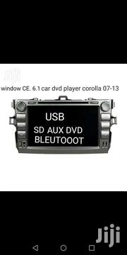 Toyota Corolla Radio Bluetooth DVD Player | Vehicle Parts & Accessories for sale in Greater Accra, South Labadi