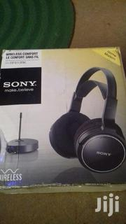 Sony Wireless Headphone | Headphones for sale in Greater Accra, Kwashieman