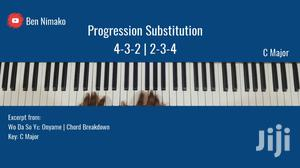 Piano Lessons Online Central Region