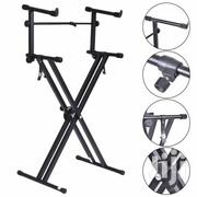 Dual X Double Keyboard Stand | Musical Instruments & Gear for sale in Greater Accra, Ga West Municipal