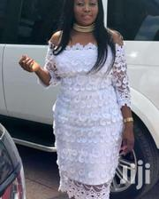 All White Lace Ladies Dress | Clothing for sale in Greater Accra, Ga East Municipal