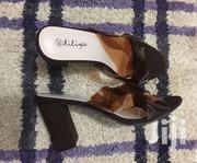 Black And Brown Heels   Shoes for sale in Greater Accra, East Legon (Okponglo)