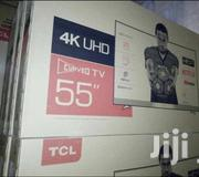 TCL 55inches Curved Uhd Smart 4K Andriod Ai-in | TV & DVD Equipment for sale in Greater Accra, Accra Metropolitan