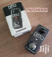 Guitar Ditto Looper Effects Pedal (T C Electronic) | Musical Instruments & Gear for sale in Greater Accra, Adenta Municipal