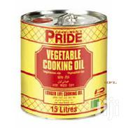 Pride Vegetable Oil 15ltr | Meals & Drinks for sale in Greater Accra, North Kaneshie