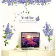 Lavender Flower Wall Sticker | Home Accessories for sale in Greater Accra, East Legon