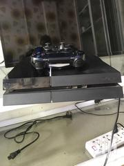 PS4 Console With Fifa 20 And 1 Controllers | Video Games for sale in Greater Accra, Kokomlemle