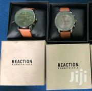 Kenneth Cole (Reaction) Leather Watch   Mobile Phones for sale in Greater Accra, Adenta Municipal