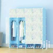 Plastic Wardrobe 16 Cubes | Furniture for sale in Greater Accra, Agbogbloshie