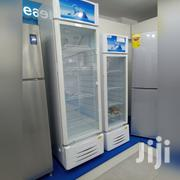 White 400 Midea Glass Display Fridge Standing | Store Equipment for sale in Greater Accra, Asylum Down