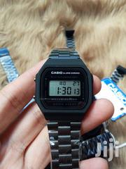 Authentic Casio Vintage Watch A168 - Black | Watches for sale in Greater Accra, Achimota