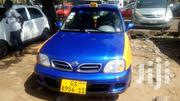 Nissan March 2002 Blue | Cars for sale in Greater Accra, Nungua East