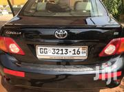 Toyota Corolla 2009 Black | Cars for sale in Greater Accra, Achimota