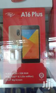 New Itel A16 8 GB Gold | Mobile Phones for sale in Greater Accra, Achimota