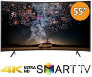 "Quality New Samsung 55"" Nu7300 Curved Smart 4K Uhd TV 